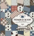 Patchwork of the Heart - Adult Coloring Book : Color Quilting Patterns and Scenes of Amish Life by Passio (2016, Paperback)
