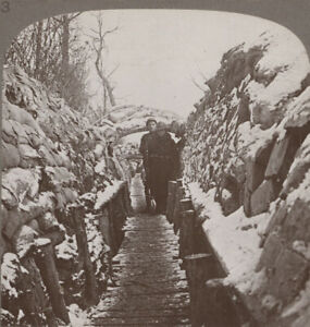 WW1-Nieuport-In-the-Belgian-Trenches-the-Icy-Grip-of-Winter-Taking-it-039-s-Hold