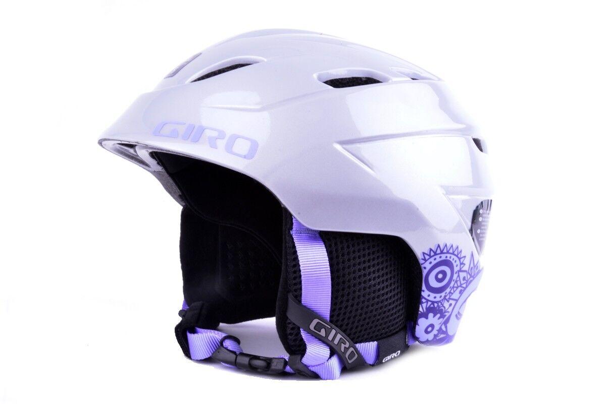 Giro Casco de Snowboard Esquí Nine.10 Jr silver  Media Concha Inform™ Sistema  wholesale price and reliable quality