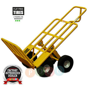 image is loading multi mover 4 position commercial dolly heavy duty - Heavy Duty Hand Truck