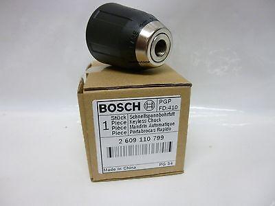 Bosch Schnellspannbohrfutter 10mm f.GSR 10,8/14,4 V-LI-2,GSR 18-2-LI, 2609110799