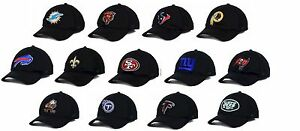 971998236a68a NEW NFL Reversal  47 Closer XP Black Flex Fit Cap Hat