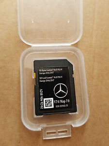 carte gps mercedes