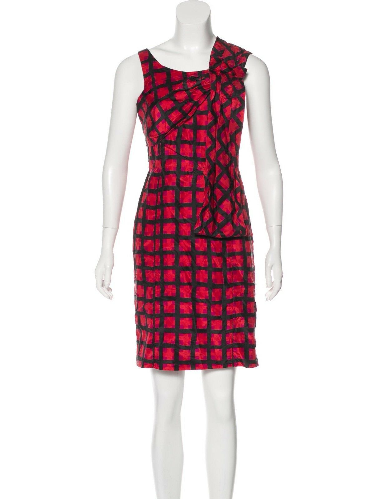 fb643a6cb5 Marc by Marc Jacobs Dress Size 4 Printed Silk nwouun22784-Dresses ...