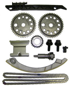 Engine Timing Chain Kit Front Cloyes Gear /& Product 9-4201SAVVT2