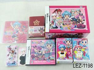 Doki-Doki-Majo-Shinpan-2-Duo-Limited-Edition-Nintendo-DS-Japan-Import-US-Seller