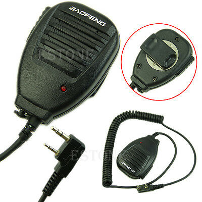 New Radio Speaker Microphone Mic For Baofeng UV-5R A Plus BF-888S UV-5RB UV-5RC
