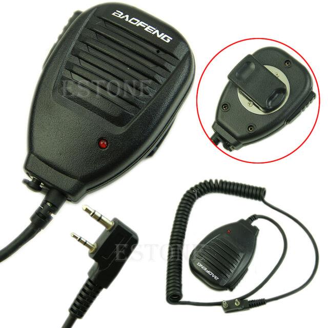 Durable Radio Speaker Microphone Mic For Baofeng UV-5R A + BF-888S UV-5RB UV-5RC
