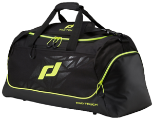 Sporttasche black-yellow Größe S 274459-901 Pro Touch Force Teambag