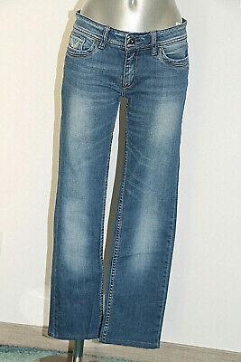 joli jeans droit bleu KAPORAL 5 Lya Taille W28 soit 38 fr excellent état | eBay
