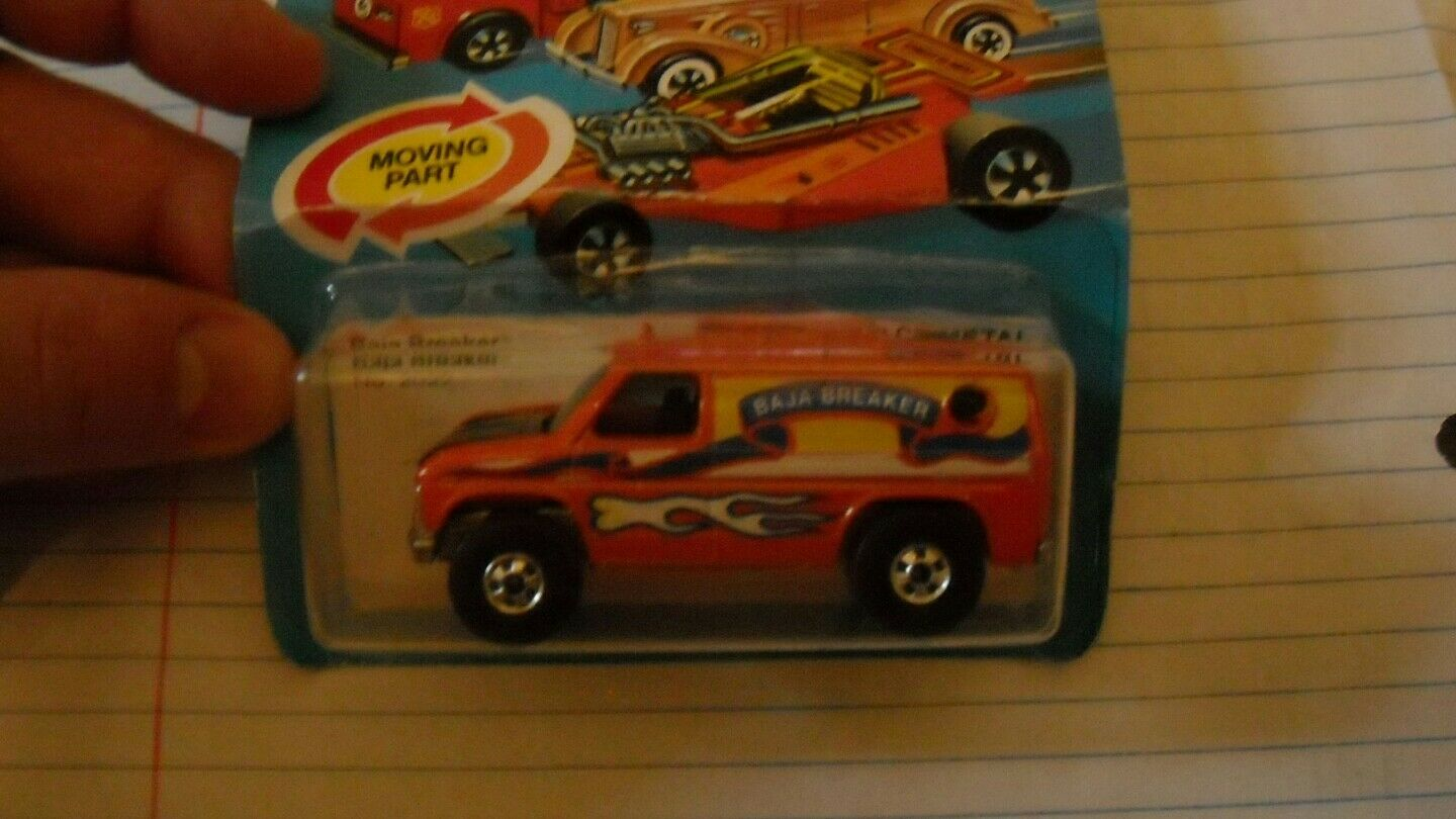 Vintage hot wheels wheels wheels baja breaker unpunched. be1d80