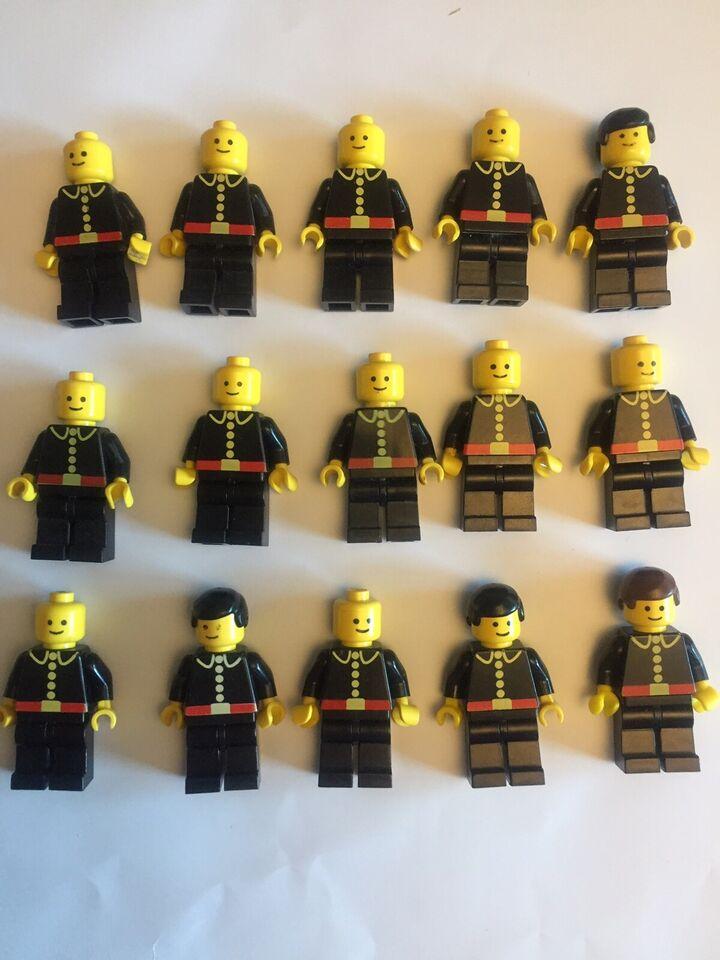 Lego blandet, Minifigurer