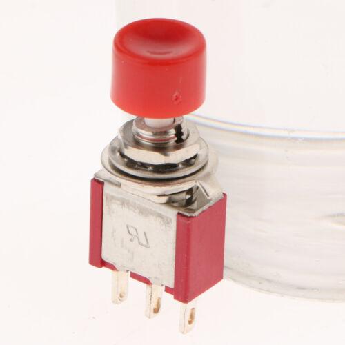 3Pcs 3-Pin On-Off-Wippschalter Wasserfest gekapselter Kippschalter