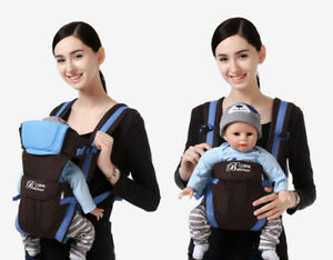 Breathable-Front-Facing-Baby-Carrier-4-in1-Infant-Comfort