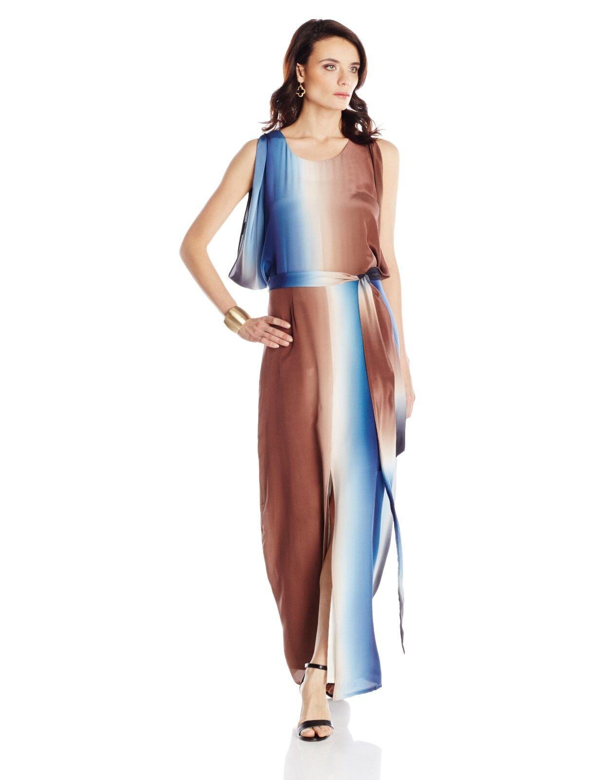 Amicia Bella Monica Kimono Sleeve Maxi Dress - Size 6 - Size Small
