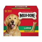 Milk-Bone Original Dog Biscuits for Large Dogs - Pack of 150