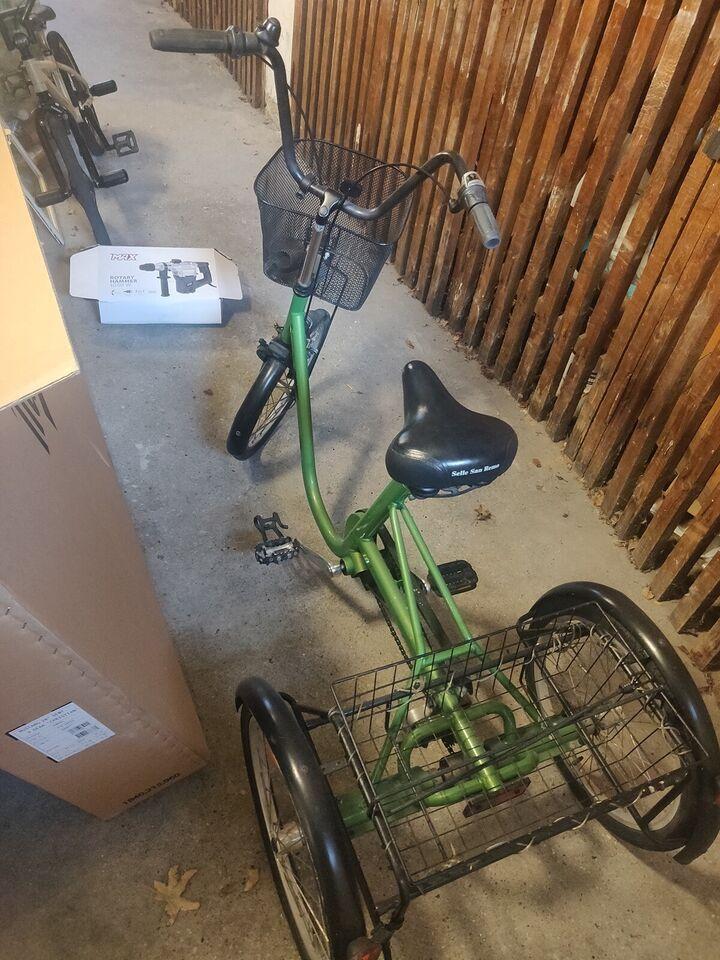 Tricykel, BOMI Tricykel 3.gear, 3 gear