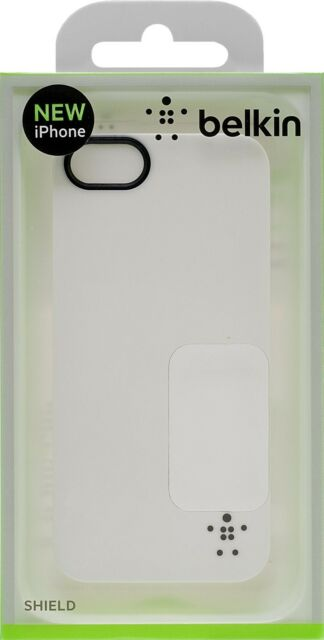 Belkin Shield Slim Funda para Apple iPhone 5 5s acabado de alto brillo