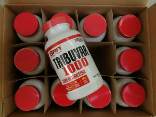 SAN TRIBUVAR 90 CAPS 95/% ULTRA CONCENTARTE 1000mg TRIBULUS TERRESTRIS £19.99