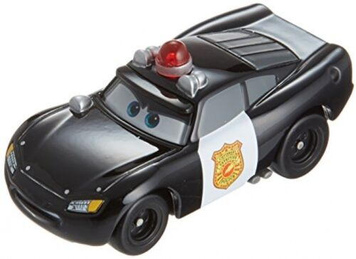 C-36 Lightning McQueen Cars Tomica Police Type