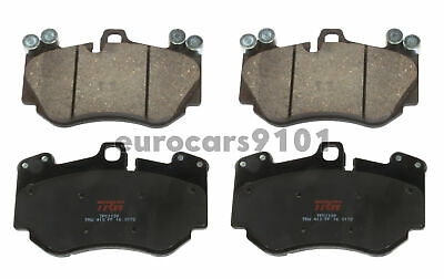 Porsche Cayenne TRW Rear Disc Brake Pad Set TPC1350 95535293964 New