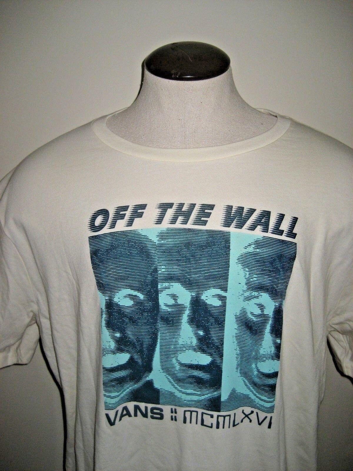 tee shirt vans s
