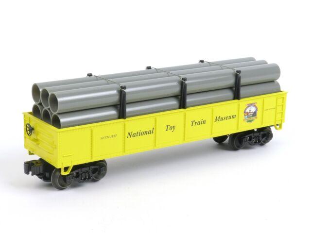 Lionel 6-52295 National Toy Train Museum Work Train Gondola O Scale Trains