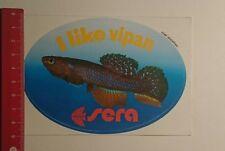 Aufkleber/Sticker: i like vipan sera (041216152)
