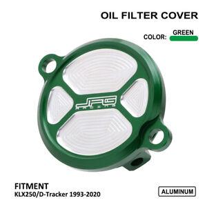 Oil Filter Cover Cap For KLX250/D-Tracker KLX 250 1993 1994-2019 2020 Motorcycle