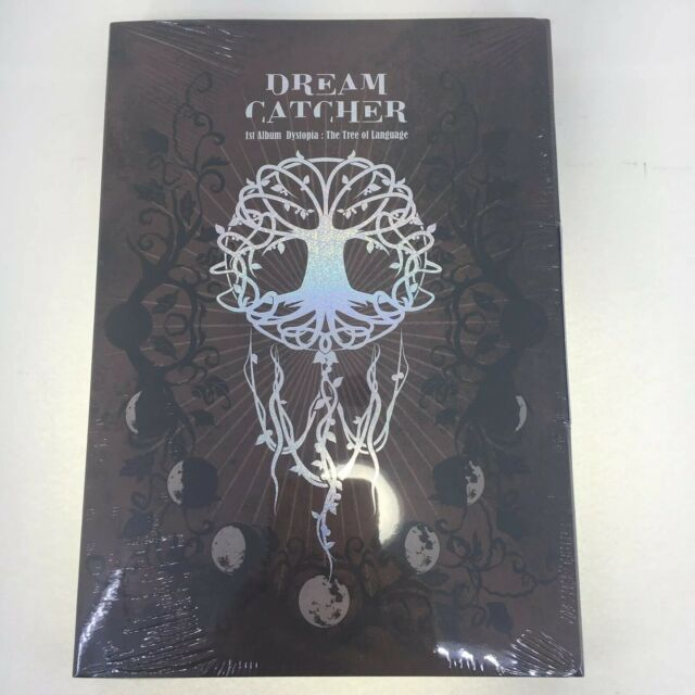 Dreamcatcher 1st Album Dystopia : The Tree Of Language I ver.  [NO Photocard]