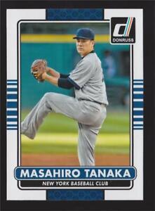 2015-Donruss-129A-Masahiro-Tanaka-NM-MT
