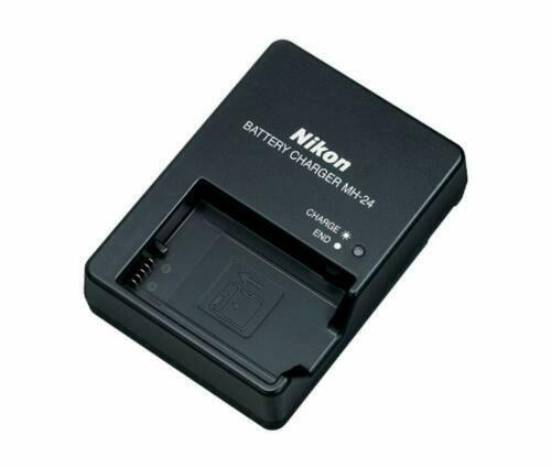Nikon MH-24 Charger 2 Pack For f- EN-EL14 & EN-EL14a Battery D5300 D3200