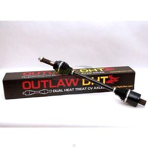 """/""""4/"""" Outlaw DHT Axle for Polaris RZR /""""S/"""" Rear DHT-RZRS-R"""