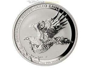 1 $ Dollar Wedge Tailed Eagle Keilschwanzadler Australien 2015 1 Oz Unze Silber