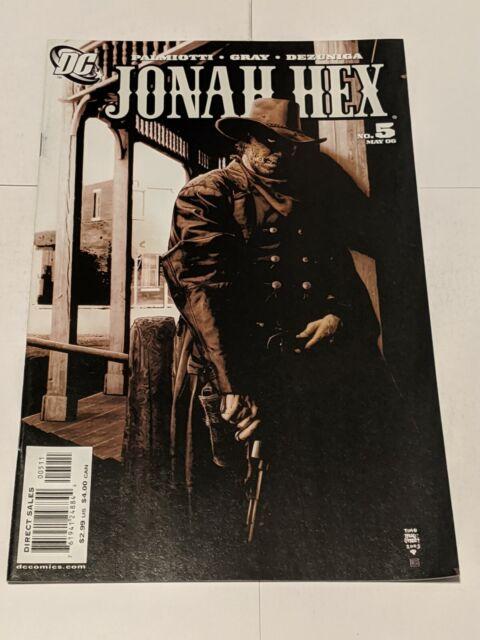 Jonah Hex #5 May 2006 DC Comics Gray Palmotti Ross Keith