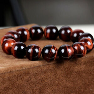6mm-Natural-AAA-Red-Tiger-Eye-Stone-Round-Beads-Stretchy-Bracelet-Jewelry-7-3-034