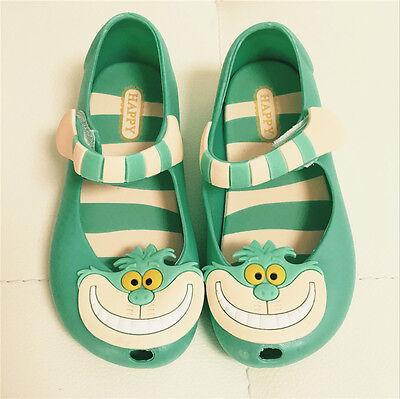 Verschiedene Baby Kinder Mädchen Sandalen Sandaletten Pantoletten Jelly Schuhe
