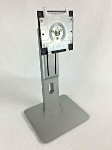 Dell-Fully-Adjustable-LED-LCD-Monitor-Stand-Silver-21-5-034-P2414H-U2414H-P2214HB