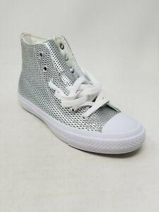 Star II High Sneaker - Silver, Size