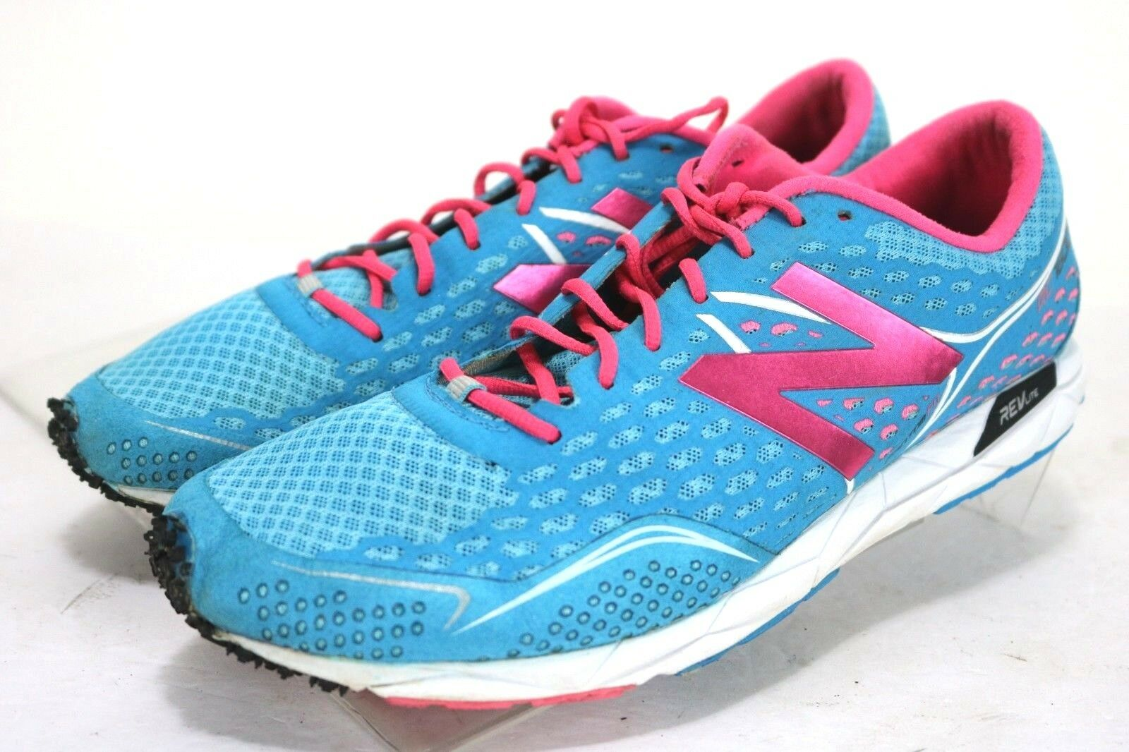 New Balance RC1600  Women's Running shoes Size 9.5 bluee Pink