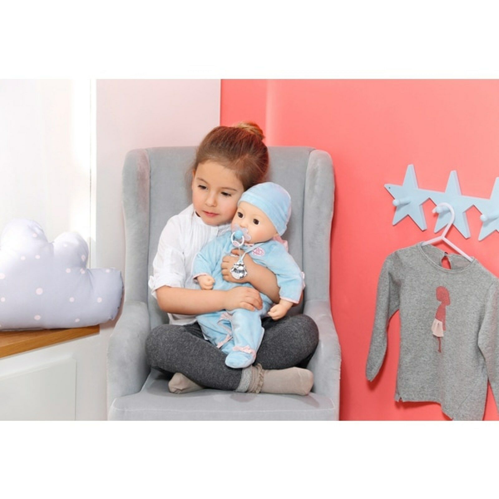 Baby Annabell Brother Doll Alexander Kids Girls Fun Play Toy Collection Gift New