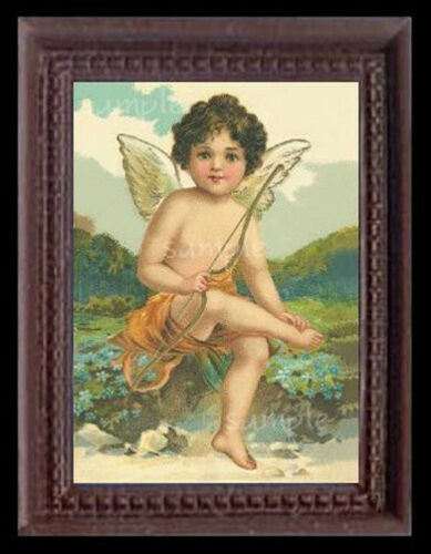 Cupid Miniature Dollhouse Doll House Picture