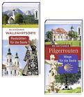 Reiseführer Pilgerrouten und Reiseführer Wallfahrtsorte (2015, Taschenbuch)