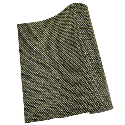 Material Pailletten Dekostoff Karo A4 Blingbling Handarbeit Basteln DIY Patch