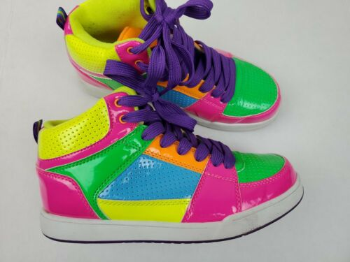OP Ocean Pacific Womens Girls Athletic Shoes High