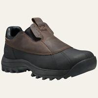 Timberland 6868b Canard Men's Brown Waterproof Slip-on Shoes $110.