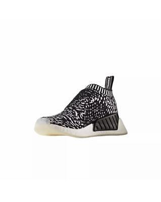 Adidas Originals NMD CS2 City Sock Primeknit Zebra 'Sashiko Pack' black / white   eBay