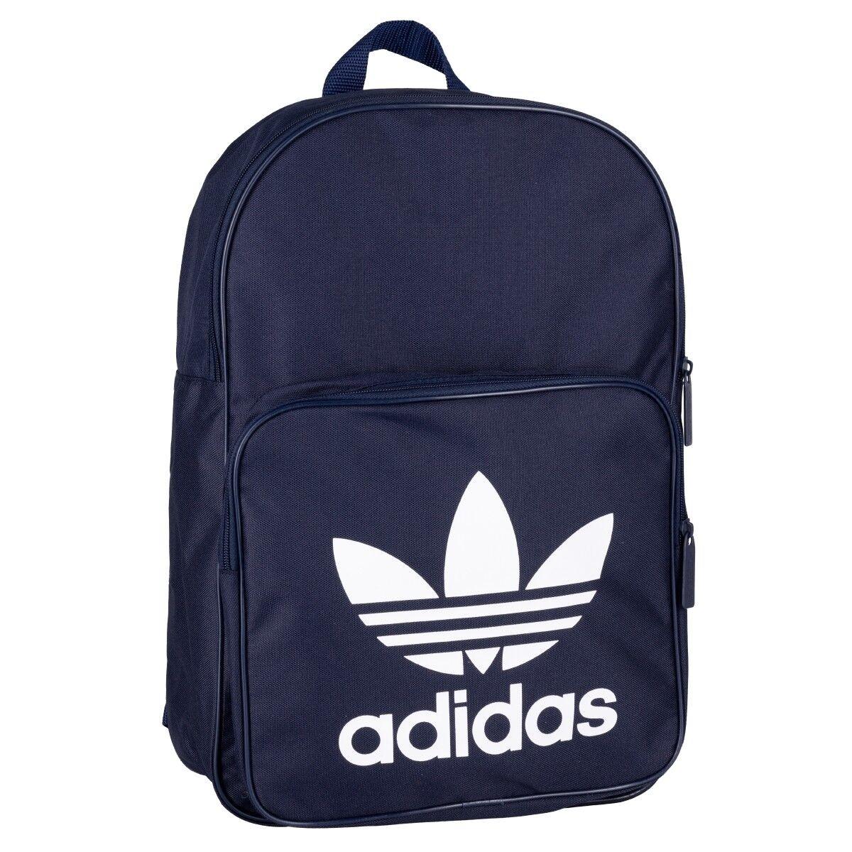 Adidas BP Classic Trefoil Rucksack Backpack Sport Freizeit Schule Tasche DW5189