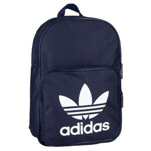 Adidas-BP-Classic-Trefoil-Rucksack-Backpack-Sport-Freizeit-Schule-Tasche-DW5189