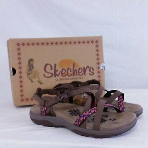 Skechers Memory Foam Flip Flop Sandals Women's Size 7 | eBay